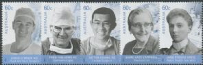 AUS SG3760-4 Medical Doctors set of 5